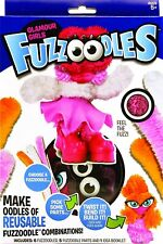 Ideal Fuzzoodles Glamour Girls Plush - Kids Arts 'N Crafts