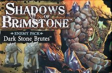 FFP Shadows of Brimstone Enemy Pack Dark Stone Brutes New in shrinkwrap