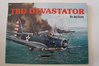 WW2 USN USMC TBD Devastator Aircraft Squadron Signal Reference Book