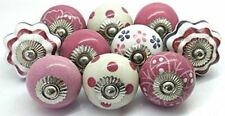 Wholesale Lot 10 Indian Ethnic Cupboard Handles Knobs Ceramic Door Kitchen Knobs