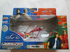 ORANGE COUNTY CHOPPER MOTORCYCLE COLLECTIBLE FIRE BIKE FREE SHIPPING US RARE HTF