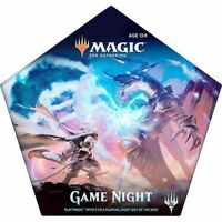Magic the Gathering MTG Game Night Included Five Decks Inglese 5 Mazzi Mazzo