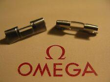 Vínculos de extremo Omega Acero Inoxidable 585 X 2-en excelente condición no utilizado