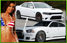 Rocker Stripes Fits 2011 2014 2015 2021 2020 2019 Dodge Charger Rt Srt Sxt