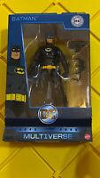 """BATMAN DC Multiverse 6"""" Figure 80th Batman Anniversary DC Comics Originals"""