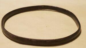 Beautiful smooth patina Roman lady bronze bracelet Please read description L160L
