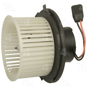 New Blower Motor With Wheel Four Seasons 75843