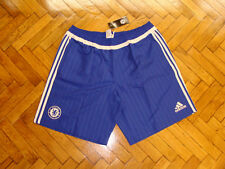 Chelsea London Adidas Soccer Woven Shorts Cfc Football Hose New S M L Xl
