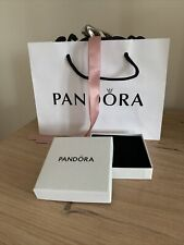Genuine Pandora Gift Box and Pandora Gift Bag - Brand New