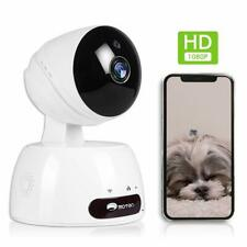 Wireless WiFi IP Security Camera Smart 1080P HD Home Pet Cam Night Vision Alexa