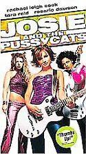 Josie and the Pussycats Used  VHS