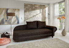 Recamiere Chaiselongue Kolonialstil Kolonialsofa Sofa Couch Shabby Chic Divan