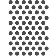Dot Stencils Template for Crafting Canvas DIY decor Wall art furniture