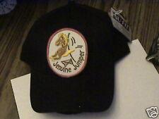 SCUBA DIVING SWIM PATCH ON NEW FLEX FIT SIZED CAP HAT