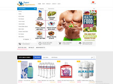 Money Making Supplement Store Drop Shipping Amazon Affiliate Web Free Hosting