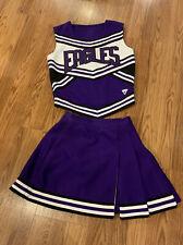 New listing Eagles Varsity Cheerleading Uniform