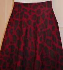 Karen Millen Woolen A-line Skirts for Women