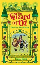 The Wizard of Oz: The First Five Novels (Barnes & Noble Leatherbound Classic Col