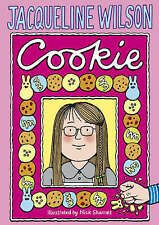 Cookie, By Jacqueline Wilson,in Used but Acceptable condition