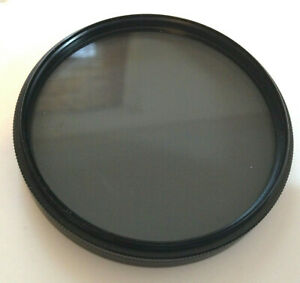 Tiffen 62mm Circular Polarizer Filter JAPAN - Excelent + IN CASE