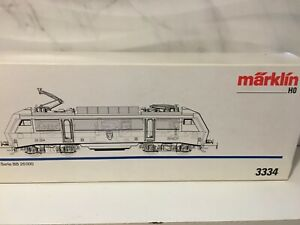 MARKLIN 3334 locomotive BB26000 SNCF MARKLIN  NEUF