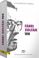 ZOLTÁN FÁBRI'S COLLECTED WORKS 2  - HUNGARIAN DVD 6 IN 1 (1959-1969)