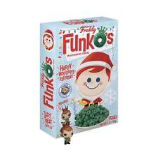 Funko Shop 12 Days of Christmas Santa Freddy FunkO's Cereal
