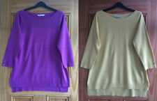 3/4 Sleeve None Thin Knit BHS Jumpers & Cardigans for Women