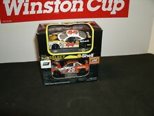 TONY STEWART 1998 SHELL & 2000 HOME DEPOT 1/64 SCALE REVELL DIE CAST CARS