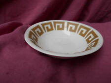 Wedgwood OLD GOLD KEYSTONE Cereal Bowl Diameter 6 inches