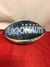 Rare Toronto Argonauts Souvenir Football By Wilson CFL Canadian Football