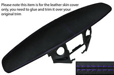 Cuciture viola DASH dashboard cuoio pelle copertura adatta per IVECO DAILY 2007-2013