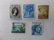Seychelles 1954-64 m/mint