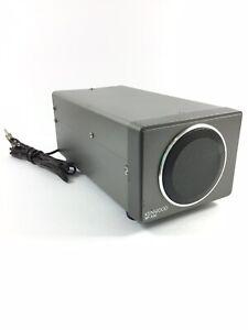 Kenwood SP-430 Ham Radio Speaker MADE IN JAPAN Tested WORKS ~FAST~FREE~SHIPPING~