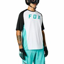 Fox Racing 2021 Defend s/s Short Sleeve Jersey Teal