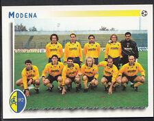 Panini Calciatori Football 1997 Sticker, No 617 - Modena Team Group