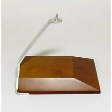 GEMINIJETS G2STD380 1/200 WOODEN STAND (LARGE A380 SIZE) WITH METAL UPRIGHT