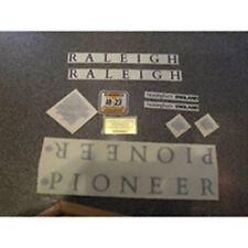 Raleigh Pioneer decal set. 1990 NOS