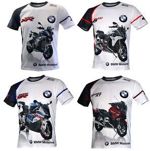 BMW S1000XR S1000RR R1200RS R1200RT T-shirt Motorrad Biker Gift Motorcycle Moto
