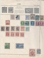 american possessions early stamps page  ref 10484