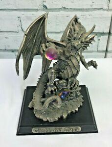 Tudor Mint Myth & Magic Pewter Dragon 'The Ancient Magic' SL Ward 9031 TM2004