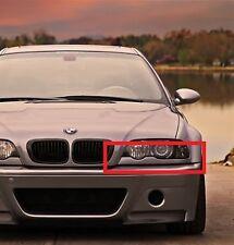 BMW NEW GENUINE 3 E46 SERIES COUPE CONVERTIBLE LOWER HEADLIGHT TRIM LEFT 8208679