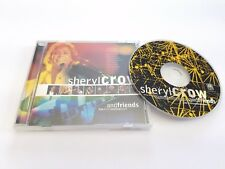 Sheryl Crow and Friends CD - Live From Central Park (1999, A&M) Eric Clapton