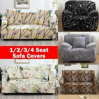 Stretch Sofa Cover 1/2/3/4 Seater Lounge Couch Chair Covers Slipcover Protector