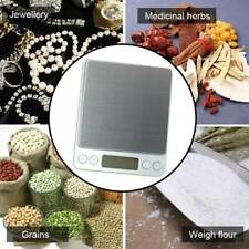 3KG Stainless Steel Digital LCD Electronic Kitchen Cooking Food Weighing Scales