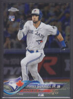 Topps - Chrome Update 2018 - Base HMT11 L Gurriel Jr - Toronto Blue Jays RC