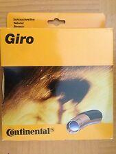 """tubular continental giro 28""""x22 mm negro / Transparent Skin"""