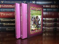 Robinson Crusoe & Gulliver's Travels Swift & Defoe Sealed Hardcover Slipcase Box
