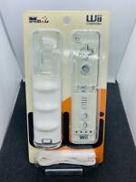 REMOTE CRYSTAL PACK FOR NINTENDO WII GAME CONSOLE WITH BATTERY COVER UK STOCK