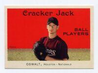 2004 Topps Cracker Jack ROY OSWALT Rare BASEBALL CARD #41 Houston Astros 1915